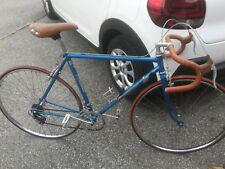 Vélo course Jean Pierre DANGUILLAUME vintage 53 Cadre numéroté bike frame