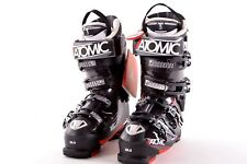2015 NWT ATOMIC MENS 26.5 HAWX 2.0 130 SKI BOOTS $880 Red/Black Memory Fit