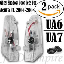 For Acura TL 2004-2008 LED Laser Door Logo Ghost Shadow Projector Lights UA6 UA7
