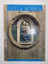 The Library of Masters Della Robbia A Family of Artist Paperback Italy Pottery