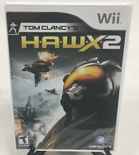 Tom Clancy's HAWX 2 H.A.W.X. 2 Nintendo Wii Brand New Factory Sealed In Case