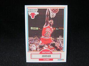 Michael Jordan - 1990-91 FLEER #26 - NEAR MINT - SUPERB!! - HOT CARD🔥🔥