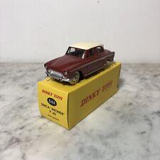 Model Dinky Toys Atlas Simca Aronde P60 De Agostini n.544