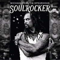 MICHAEL FRANTI & SPEARHEAD Soulrocker CD BRAND NEW Gatefold Sleeve