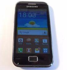 Samsung Galaxy Ace Plus GT-S7500 - 3GB - Grey (Unlocked) Smartphone Mobile