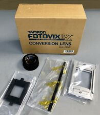Tamron 22Z Conversion Lens 35mm For Fotovix II-X w/Box