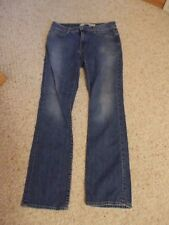 GAP Jeans Women's Distressed Blue Bootcut Stretch Jeans  Size 6 Regular