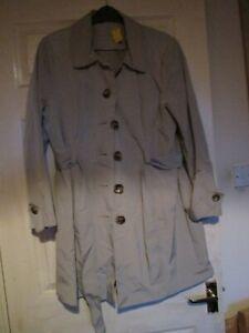 trench coat BM Collection Ladies trench coat mac size 16 beige