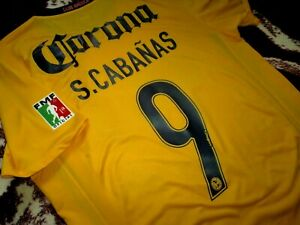Jersey nike Salvador Cabañas club america (XL) Player Issue Mexico 2008 paraguay