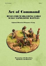 Art of Command - Fast play wargames rules for large Napoleonic Battles