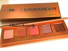 URBAN DECAY Light Beam AUTHENTIC Eye Shadow PALETTE 5 Golden-Nude Shades NEW