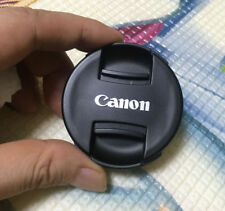 Canon NEW Snap On Lens Cap 52mm Cover protector for EF EFS EF-M Lens