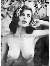Model nude girl print leggy art woman female picture photo Zinn-busty