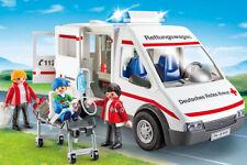 Playmobil 9535 DRK Rettungswagen RTW Ambulanz Deutsches Rotes Kreuz Neu OVP