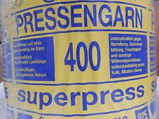 Pressengarn 400 m/kg SCHWARZ 4 Rollen á 5 kg Erntegarn Bindegarn Ballenpresse