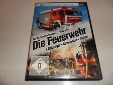 PC  Die Feuerwehr