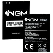 NGM BATTERIA ORIGINALE per NGM YOU COLOR SMART 5.5 PLUS 32GB - 3300 mAh LI-ION B