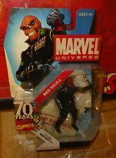 Marvel Comics Universe Red Skull Figure 70 Years Captain America Brand