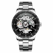 IK Colouring Gents Automatic Skeleton Watch  98226S-1