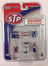 Greenlight 1:64 STP Muscle Shop Tools Great 4 Dioramas Hobby EXCLUSIVE Tool Kit