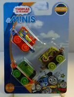 Thomas and Friends MINIS 2019  3Pack   MILLIE-SCRUFF-HENRY