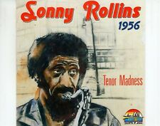 CD SONNY ROLLINStenor madness 19561990 EX+   (A4485)