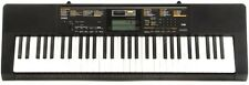Casio Keyboard PIANO CTK-2400 61-Key with Built-In Microphone Great for Learning