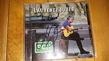 "CD: LAURENCE JUBER ""PCH"" 2007~ AUTOGRAPHED Paul McCartney's Wings Guitarist"
