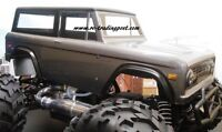 "Custom Painted Body 1973 Ford Bronco for 12"" (305mm) Wheelbase Rock Crawler"