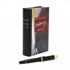 Montblanc Limited Writers Edition Voltaire Fountain Pen