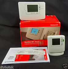 Honeywell Sundial RF2 Wireless Timer & Room Thermostat Pack 1 Y9120H2009