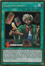 ♦Yu-Gi-Oh!♦ Raisonnement (Reasoning) : PGL3-FR080 -VF/GOLD RARE-