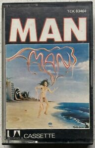 Man, Self Titled. Cassette Album United Artists 1971 Play Tested