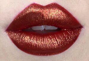 KAT VON D Everlasting Glimmer Veil Liquid Lipstick Copper Rocker Full Size New