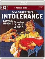 Intolerancia - Ama Struggle en El Siglos Blu-Ray Nuevo Blu-Ray (EKA70153)