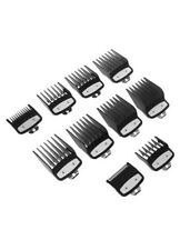 10X for Wahl Professional Cutting Hair Clipper Premium Guides Combs Guards