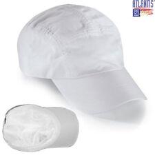 Cappello IMPERMEABILE anti pioggia ATLANTIS BERRETTO bianco NYLON ribstop HATS