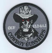 "HMLA-369 OEF 13.2-14.1 ""COWBOY GUNSHIPS"" !!NEW!! patch"