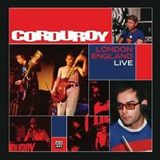 Corduroy - London England (Live) (NEW CD)