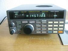 Yaesu FRG-9600 UKW / VHF / UHF-Empfänger 60-905 MHz + Netzteil + orig. Anleitung