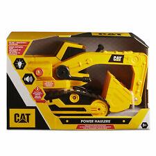 CAT Caterpillar Power Haulers Excavator Motion Drive Tech Lights Sounds