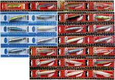Lucky Craft Gunfish 95F, 95SW, Fishing, Japan Wobbler, Bait, Pike, Predators