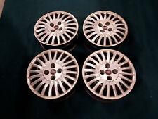 Fiat Punto Bravo usw. Satz Stahlfelgen  6J x 15  LK 4x98 ET43  61763241 Original