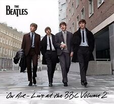 Beatles on Air - Live at The BBC Volume 2 Double CD European Apple 2013 63