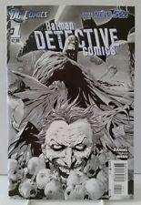 DETECTIVE COMICS #1 4TH PRINT B/W TONY DANIEL COVER DC COMICS NEW 52 BATMAN