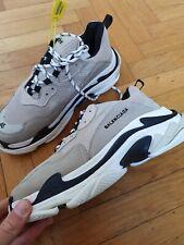 Scarpe Balenciaga Triple S Sneakers Uomo Donna size 45 Nuove Con Scatola casual