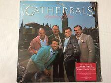1987 THE CATHEDRALS CATHEDRAL QUARTET Symphony of Praise LP SEALED + Bonus