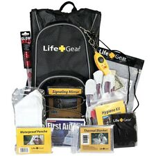 NEW Life+gear Day Pack Emergency Survival Backpack Kit Lg492