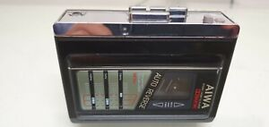 AIWA DSL HS-G36 Personal Stereo Cassette Walkman - SERVICED