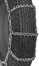 * V-BAR * Hvy Duty 6mm Truck Tire Snow Chains 6.50-16 7.00-16 8-17.5 and MORE 9